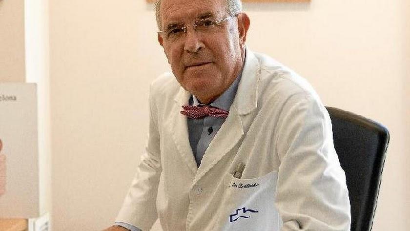 Carlos Ballesta, especialista en operar la diabetes.