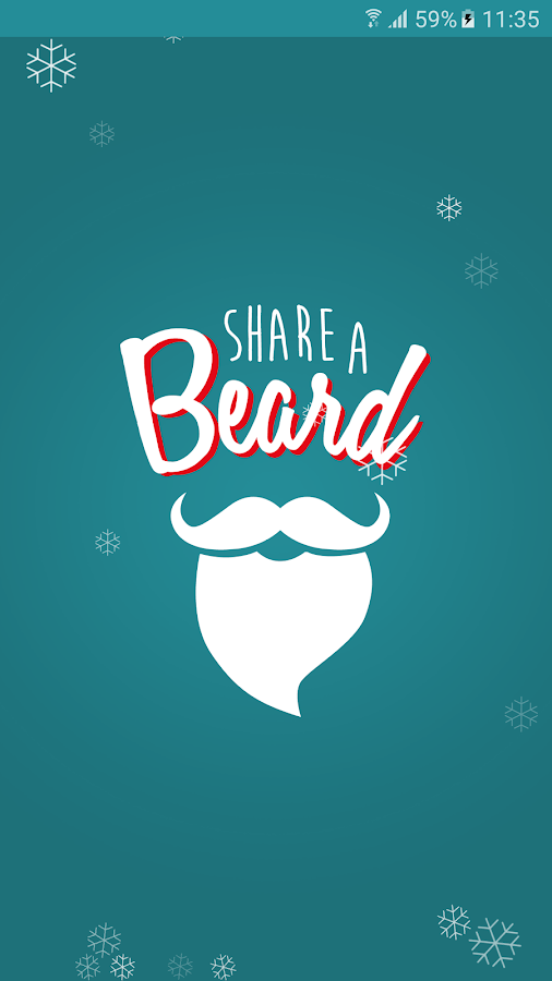 Share a Beard- screenshot