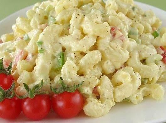 Delicious Macaroni Salad Recipe