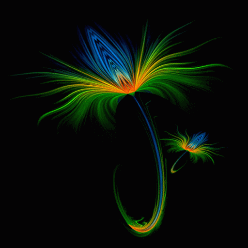 Abstract Flower LWP