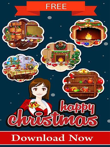 Happy Christmas Hidden Object