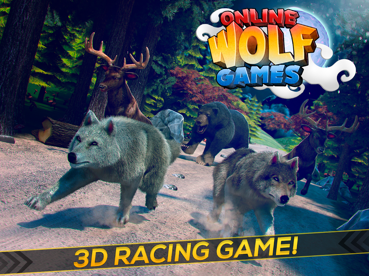 wolf free games