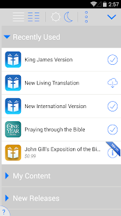 New American Standard Bible- screenshot thumbnail