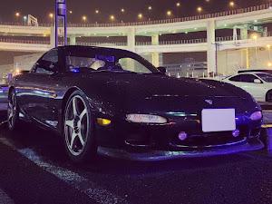 RX-7 FD3S 中期 H9年式 4型のカスタム事例画像 misakiさんの2019年01月12日18:04の投稿