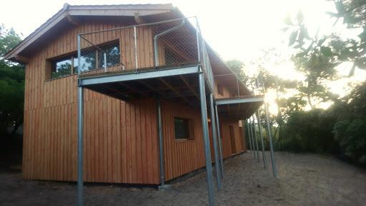 Maison bois Lacanau
