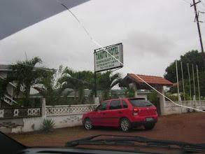Photo: Chegada ao hotel