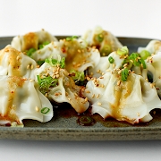 Steamed Veggie Gyoza (10 pcs)