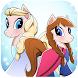 Pony Frozen Dress Up