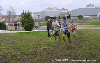 Photo: TOMÁS (184)  EN  EL  CROSS  DE  REVILLA  DE  CAMARGO