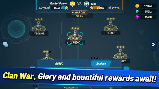 Hack Game Mad Rocket: Fog of War - New Boom Strategy! apk free