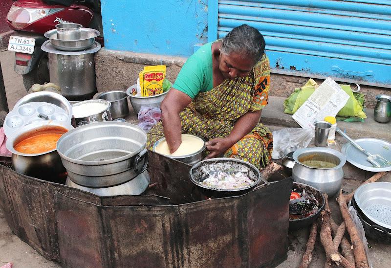 Street food indiano di danisca