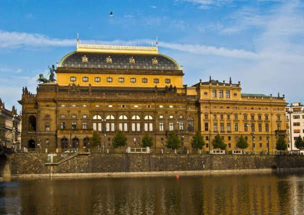 Teatro Nacional de Praga (Narodni divadlo)