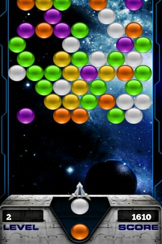 Space Bubble Buster screenshot 1