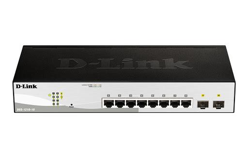 Switch D-Link 10P DGS-1210-10E_2