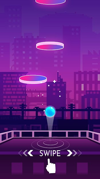 Beat Jumper: EDM up! Android App Screenshot
