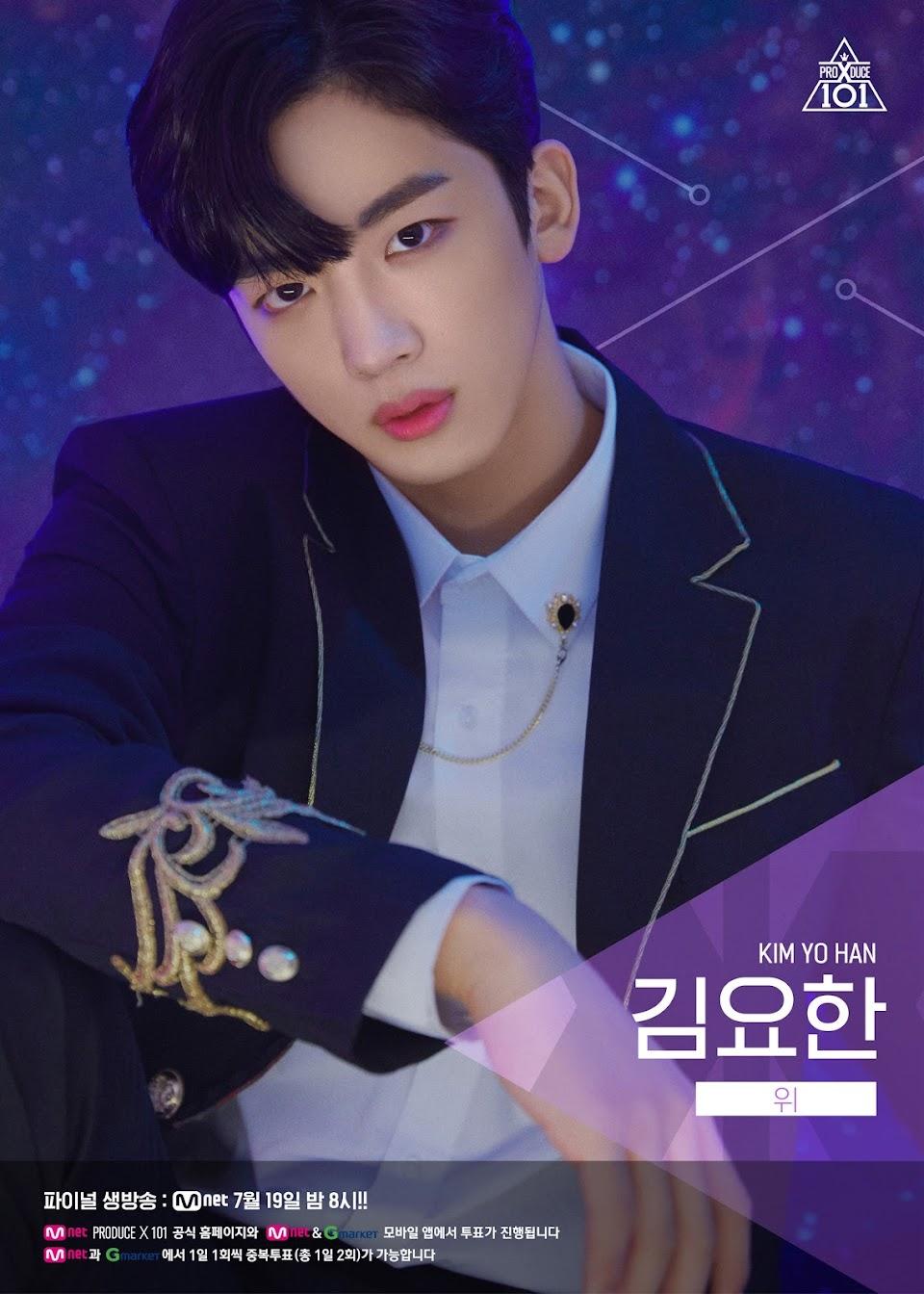 Kim_Yohan_Produce_X_101_Finale_Profile