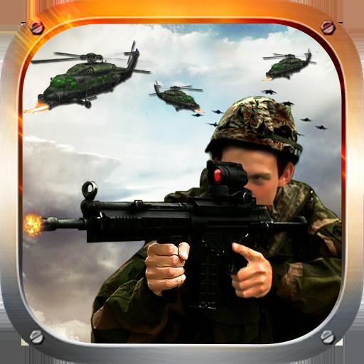 动作の陸軍キャンプ戦争アクション LOGO-記事Game