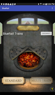 BlueRail Trains- screenshot thumbnail