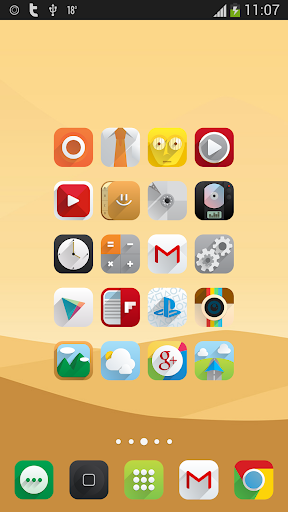 Ambre icons pack