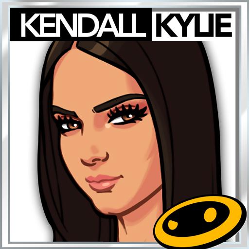 KENDALL & KYLIE 冒險 App LOGO-硬是要APP