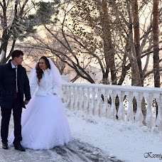 Wedding photographer Kseniya Vist (KseniyaVist). Photo of 04.02.2017