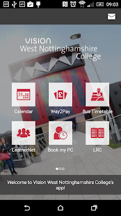 West Nottinghamshire College- screenshot thumbnail