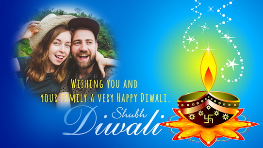 Happy Diwali Photo Frame 9