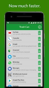 Trash Can - Delete Unwanted Apps- screenshot thumbnail