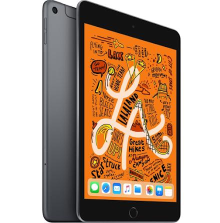 Apple iPad Mini 2019 64GB WIFI + 4G (gen 5) Space Grey