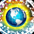 Fruit World Match Gems New! icon