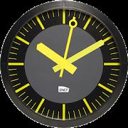 SNCF Clock