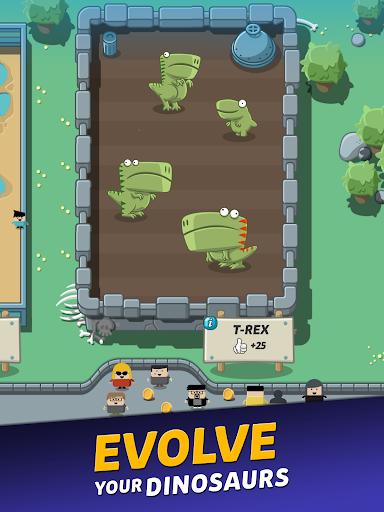 Crazy Dino Park screenshots 12
