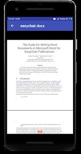 Docx Reader - Docx Viewer Offline