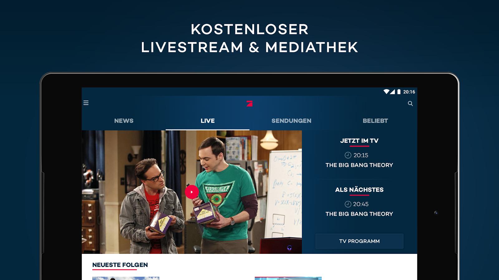 Prosieben Live Tv
