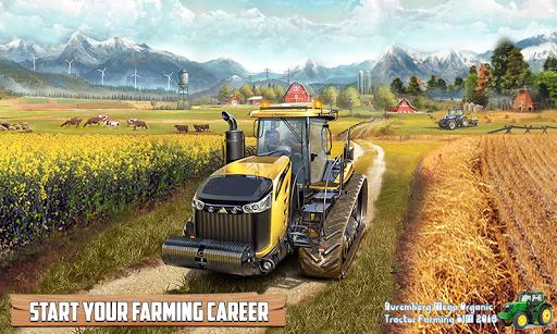 Nuremberg Mega Organic Tractor Farming SIM 2020 screenshots 2