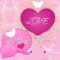 Romantic Theme GO SMS Pro icon