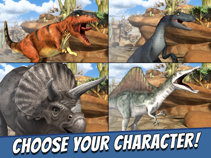 Dinos Aurous - Dinosaur Game- screenshot thumbnail