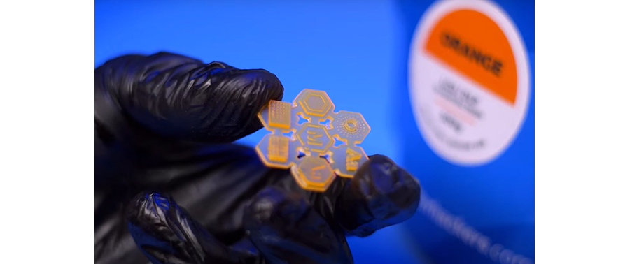 MatterHackers' Resin Test Tile is a great model to use for confirming how fine-tuned your resin is relative to your current settings.
