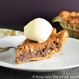 Perfect Chocolate Chip Pie