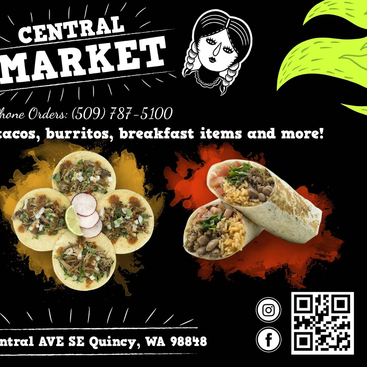 Central Market Mexican Food Grocery Store In Quincy
