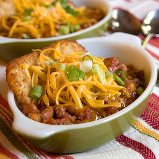 Chili Cheese Browns