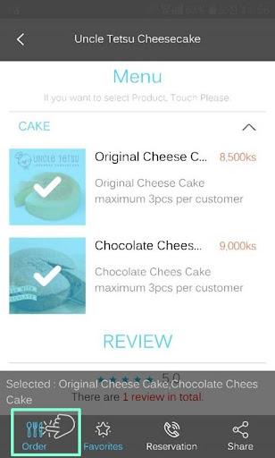 Deliverink:Food Delivery  screenshots 4