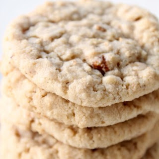 Out of this World Chewy Oatmeal Cookies