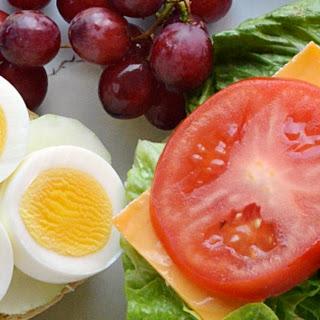 Summer Salad Sandwich.