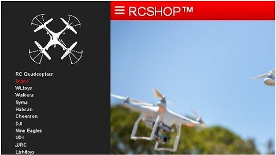 RC Drones- screenshot thumbnail