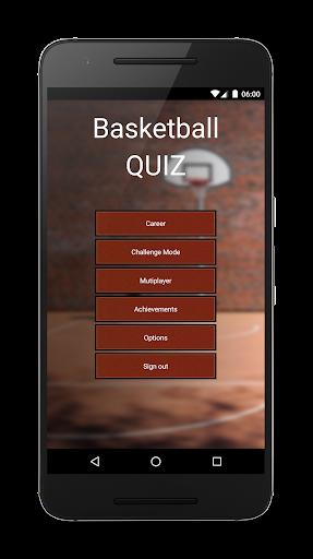 Fanquiz for Basketball