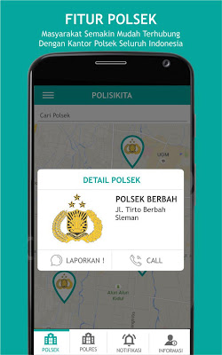 Polisikita - screenshot