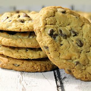 Copycat Chik-fil-A Chocolate Chip Cookies