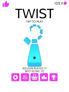 Twist v1.03 (Mod Money)