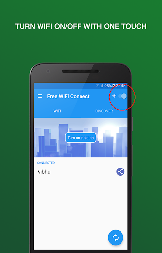 Free WiFi Connect 8.3 screenshots 1